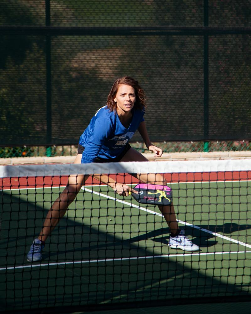 Using Footwork to get PickleBall Fit