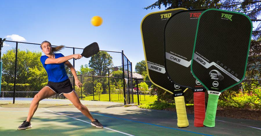 The Awesome Benefits of Custom Pickleball Paddles