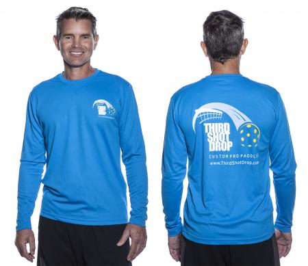 Men's Long Sleeve Dri Fit Shirts