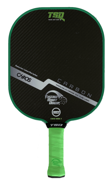 Special edition carbon fiber series pickleball paddle