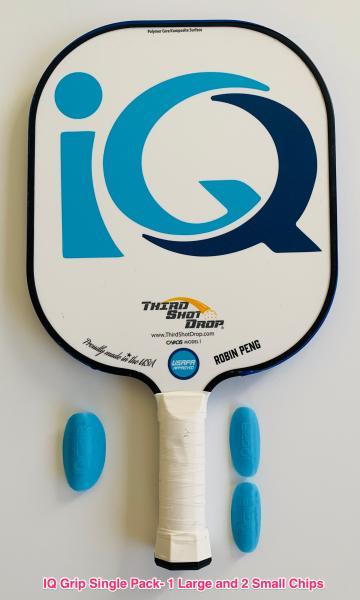 IQ Grip - Custom Ergonomic Grip Inserts