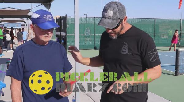 Chaos Pickleball Paddle Review